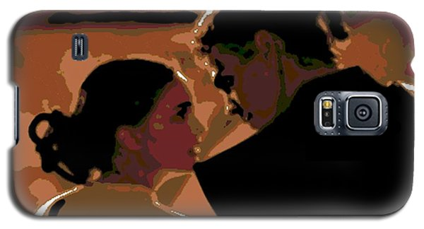 Star Crossed Lovers Galaxy S5 Case by George Pedro