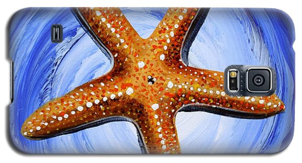 Star Of Mary Galaxy S5 Case