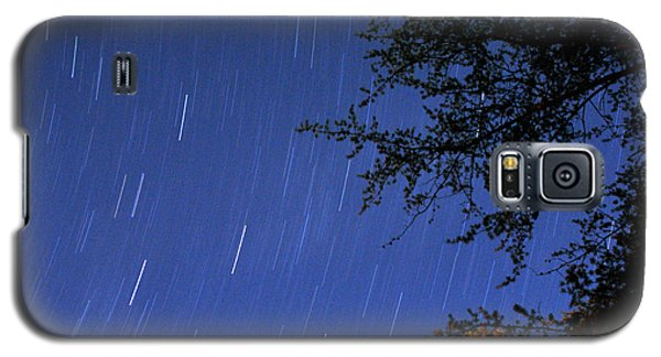 Galaxy S5 Case featuring the photograph Stars Falling by Kay Lovingood