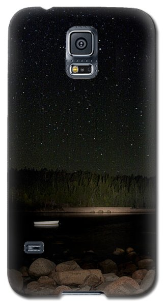 Stars Over Otter Cove Galaxy S5 Case by Brent L Ander