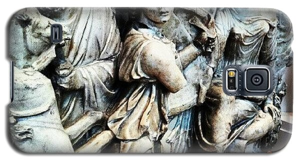 (#statues #ancientgreece #nude #art Galaxy S5 Case by Alicia Marie