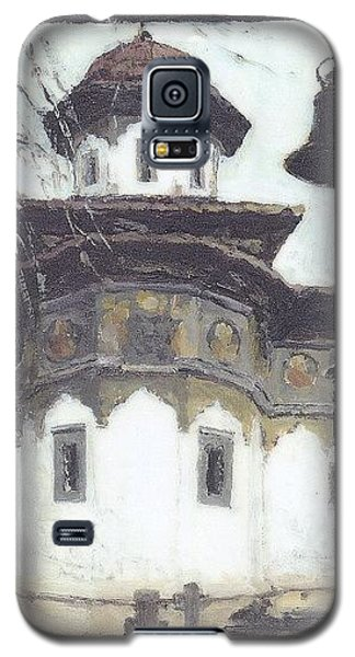 Stavropoleos Church Galaxy S5 Case by Olimpia - Hinamatsuri Barbu