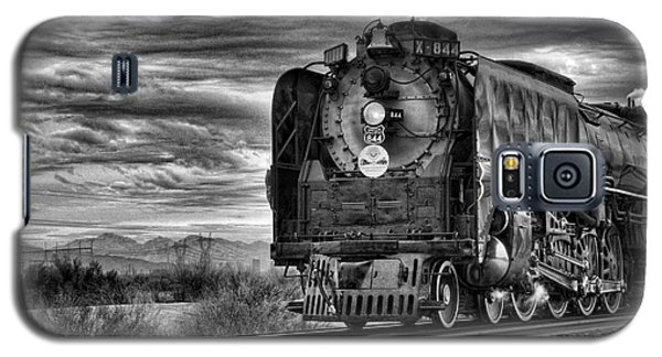 Steam Train No 844 - Iv Galaxy S5 Case