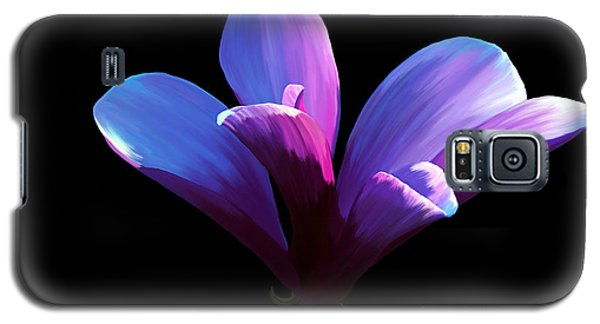 Steel Magnolia Galaxy S5 Case