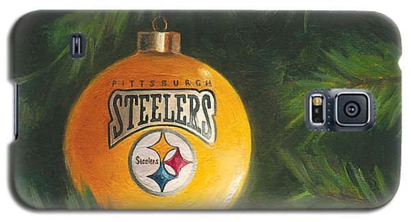 Steelers Ornament Galaxy S5 Case