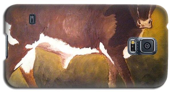 Steer Calf Galaxy S5 Case