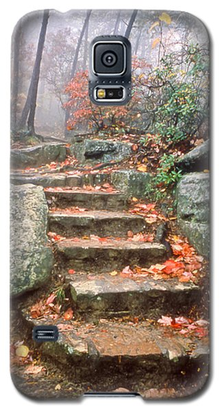 Steps Cloudland Canyon Galaxy S5 Case