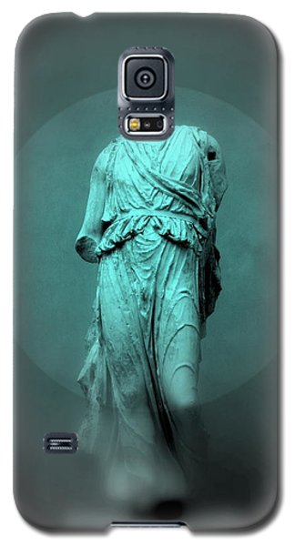 Still Life - Robed Figure Galaxy S5 Case
