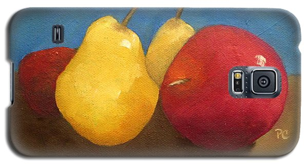 Still Life Apples And Pears Galaxy S5 Case