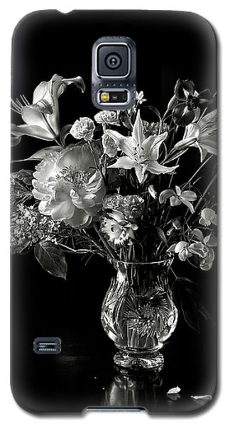 Still Life In Black And White Galaxy S5 Case