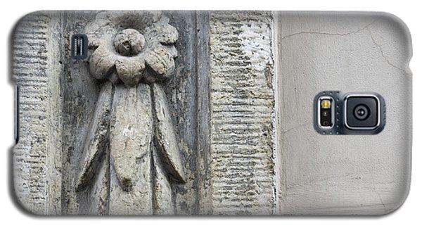 Stone Flower Galaxy S5 Case by Agnieszka Kubica