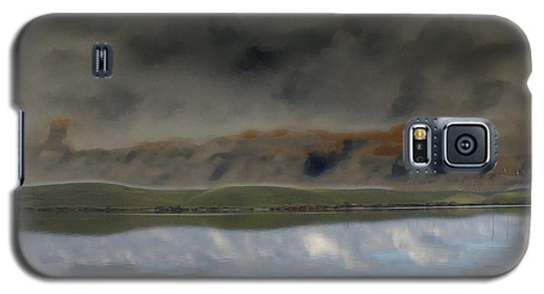 Storm On Land Galaxy S5 Case