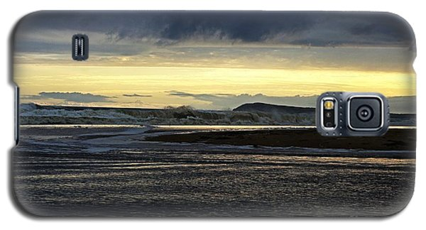 Galaxy S5 Case featuring the photograph Stormy Morning 2 by Blair Stuart