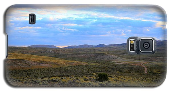 Stormy Wyoming Sunrise I Galaxy S5 Case