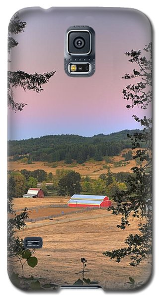 Storybook Farm Galaxy S5 Case