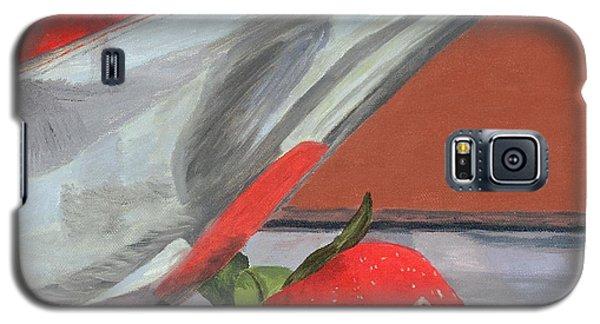 Strawberry Season Galaxy S5 Case