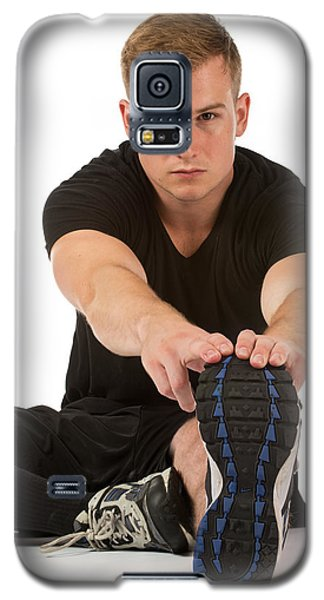 Streatching Galaxy S5 Case