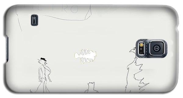 Street Apparition Galaxy S5 Case