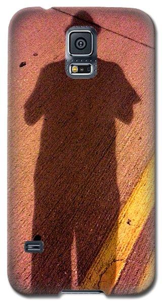 Street Shadows 001 Galaxy S5 Case
