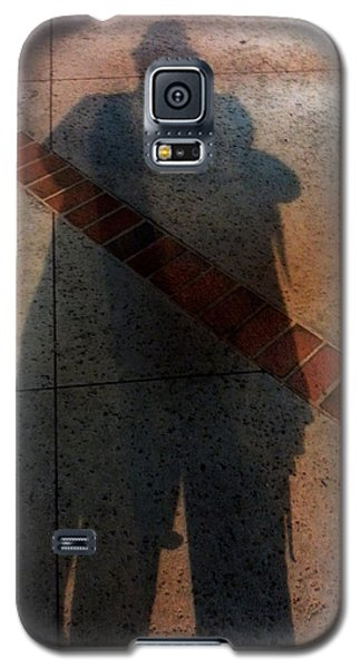 Street Shadows 002 Galaxy S5 Case