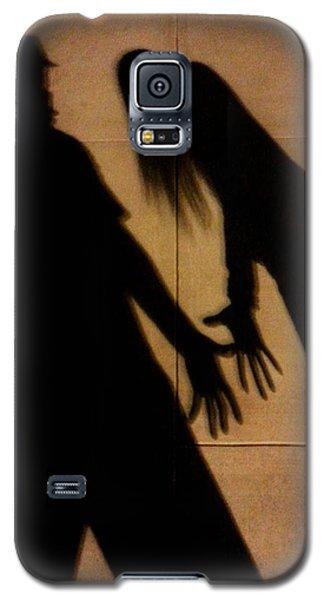 Street Shadows 006 Galaxy S5 Case