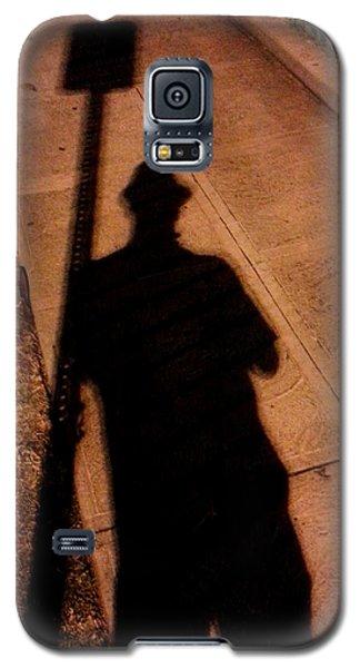 Street Shadows 008 Galaxy S5 Case