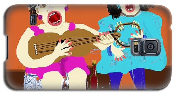 Street Singers Galaxy S5 Case
