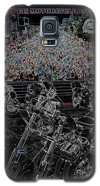 Stugis Motorcycle Rally Galaxy S5 Case