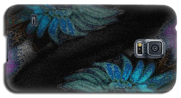 Galaxy S5 Case featuring the photograph Subterranean Memories As Glimpses Into Heaven by Lenore Senior