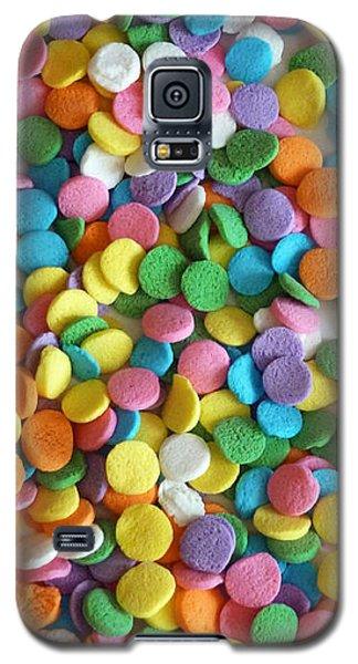 Sugar Confetti Galaxy S5 Case by Methune Hively
