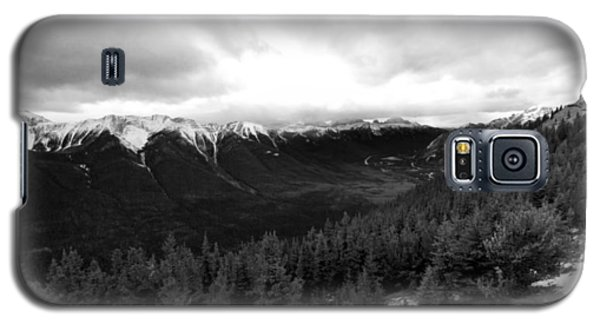 Sulphur Mountain Galaxy S5 Case by JM Photography