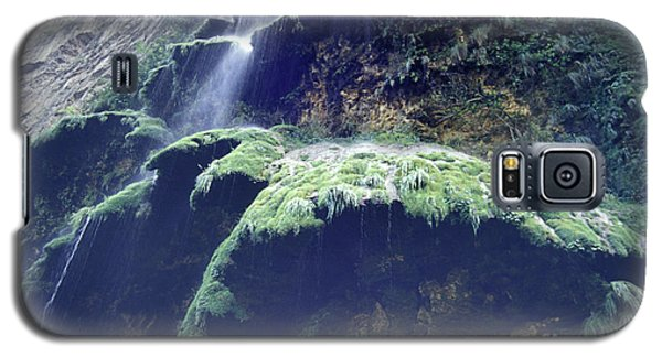 Sumidero Canyon Waterfall Chiapas Mexico Galaxy S5 Case