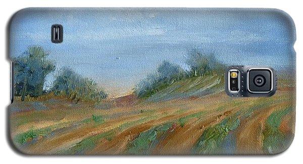 Summer Fields Galaxy S5 Case by Sally Simon