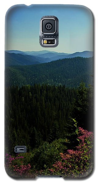 Summer In The Mountains Galaxy S5 Case