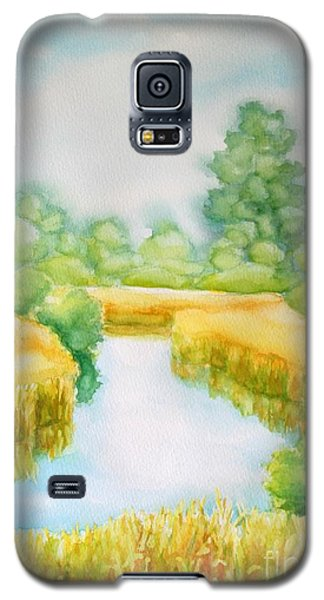 Summer Marsh Galaxy S5 Case by Inese Poga