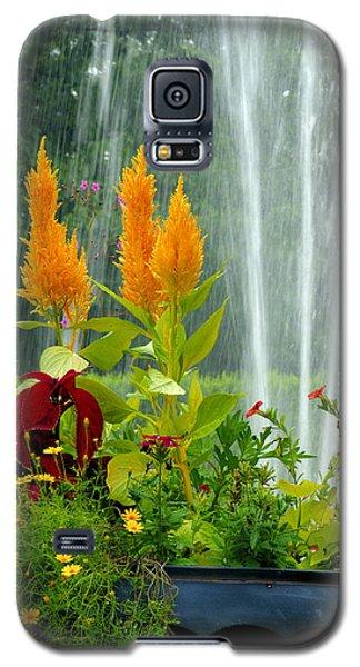 Summer Spray Galaxy S5 Case
