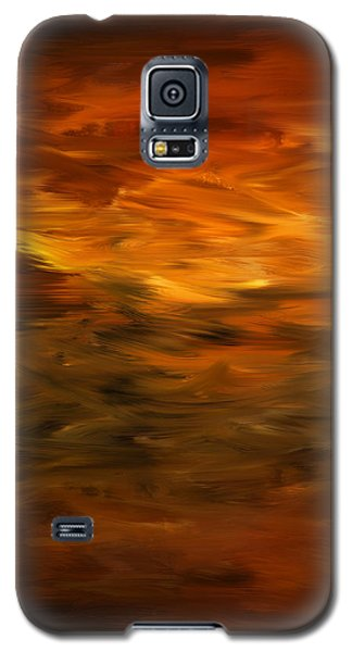 Summer's Hymns Galaxy S5 Case by Lourry Legarde