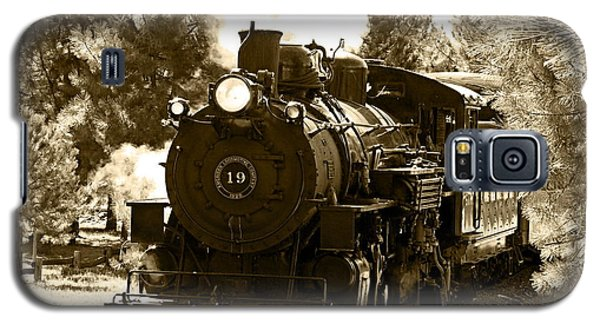 Sumpter Rr Engine 19 Galaxy S5 Case