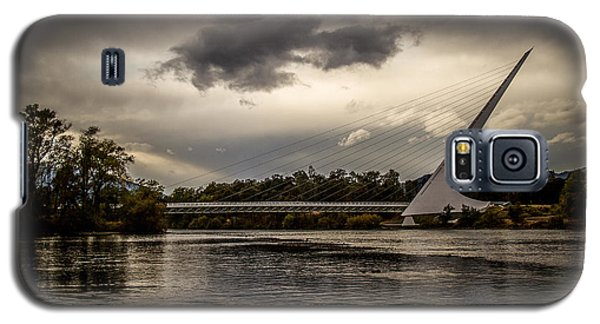 Galaxy S5 Case featuring the photograph Sundial Bridge - 1 by Randy Wood