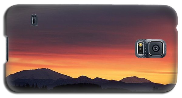 Galaxy S5 Case featuring the photograph Sunrise 3 by Chalet Roome-Rigdon