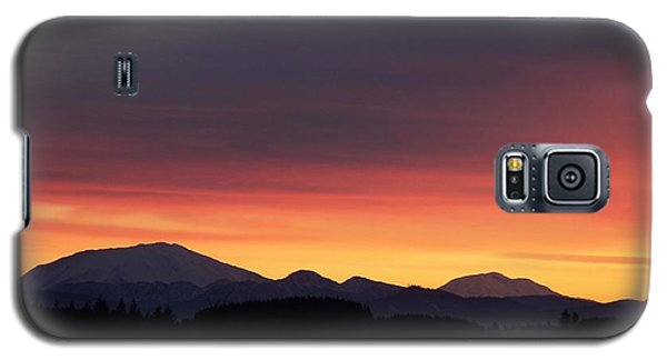 Sunrise 3 Galaxy S5 Case by Chalet Roome-Rigdon