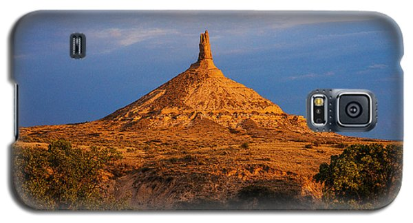 Sunrise At Chimney Rock Galaxy S5 Case