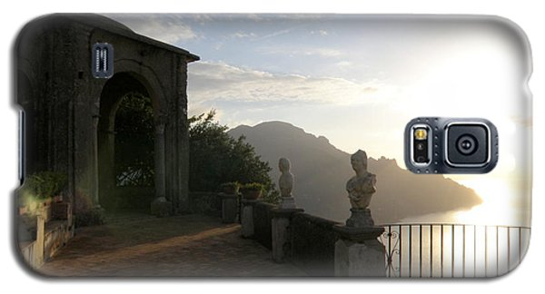 Galaxy S5 Case featuring the photograph Sunrise In Ravello by Tanya  Searcy