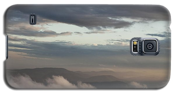 Sunrise In The Mountains Galaxy S5 Case by Jeannette Hunt