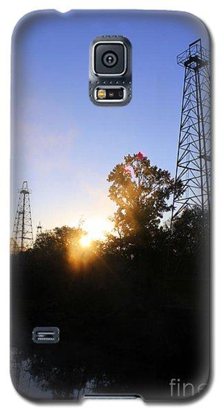 Sunrise On The Sabine Galaxy S5 Case