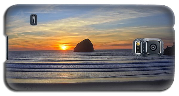 Sunset At Cape Kiwanda Oregon Galaxy S5 Case