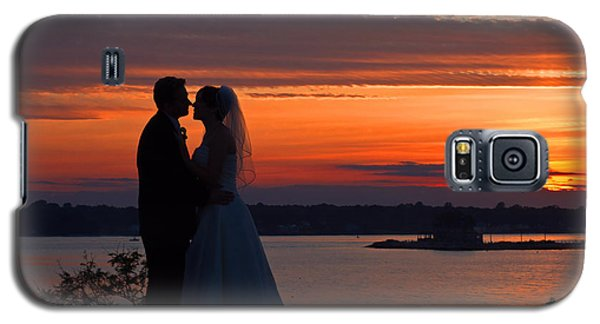 Sunset At Night A Wedding Delight Galaxy S5 Case
