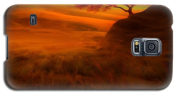 Sunset Duet Galaxy S5 Case by Lourry Legarde
