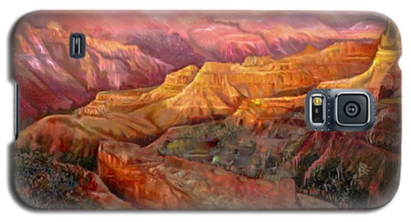Sunset Grand Canyon Galaxy S5 Case