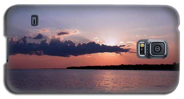 Galaxy S5 Case featuring the photograph Sunset In The Pass by Brian Wright